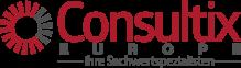 Consultix Europe | Ihre Sachwertspezialisten - Logo (Sicherfinanzieren.com)