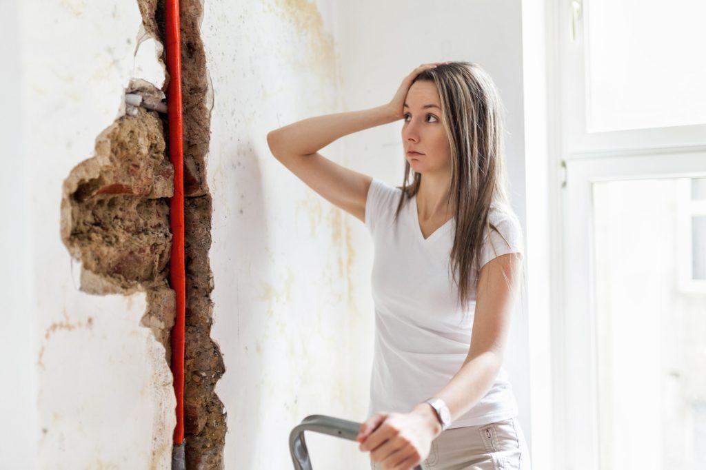 Hausschäden - Wertschätzung - Gutachter